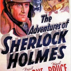 The Adventures of Sherlock Hol is listed (or ranked) 13 on the list The Best '30s Thriller Movies