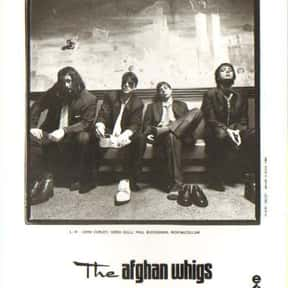 The Afghan Whigs is listed (or ranked) 8 on the list The Strangest Opening Act Bookings Ever