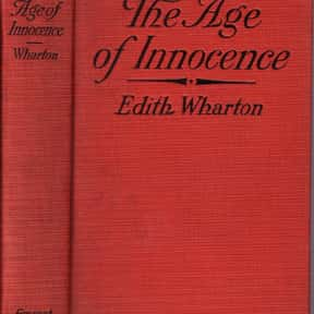 The Age of Innocence (1921) is listed (or ranked) 22 on the list The Best Pulitzer Prize Winning Novels