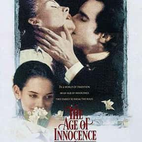 The Age of Innocence is listed (or ranked) 10 on the list The Best Michelle Pfeiffer Movies