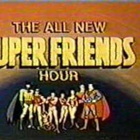 The All-New Super Friends Hour is listed (or ranked) 17 on the list The Best 1970s Animated Series