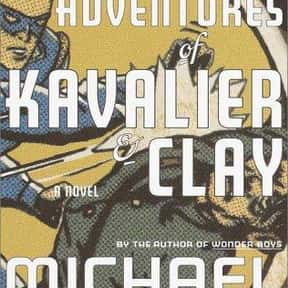 The Amazing Adventures of Kava is listed (or ranked) 10 on the list The Best Pulitzer Prize Winning Novels