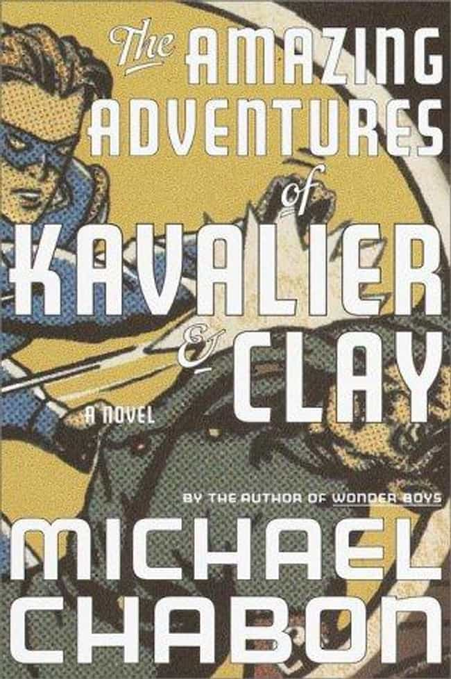 The Amazing Adventures of Kava... is listed (or ranked) 2 on the list Great Books They Haven't Made Into Movies Yet (But Should)