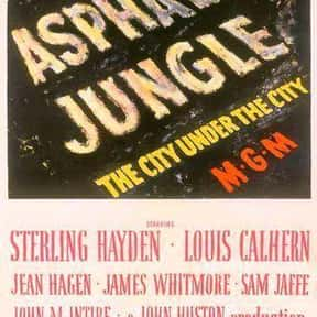 The Asphalt Jungle is listed (or ranked) 2 on the list Filmsite's Greatest Films of the 50's