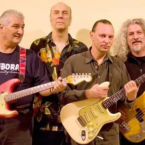 The Atlantics is listed (or ranked) 22 on the list The Best Surf Rock Bands