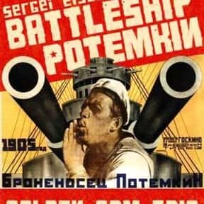 Battleship Potemkin is listed (or ranked) 5 on the list The 100+ Best Movies Streaming On The Criterion Channel