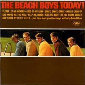 The Beach Boys Today!