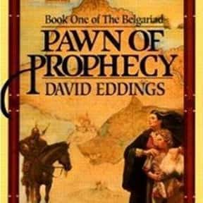 The Belgariad is listed (or ranked) 21 on the list The Best Fantasy Book Series