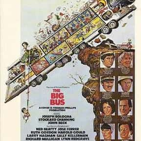 The Big Bus is listed (or ranked) 13 on the list The Best '70s Disaster Movies