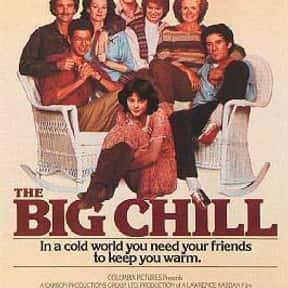 The Big Chill is listed (or ranked) 24 on the list The Best Movies About Having A Midlife Crisis