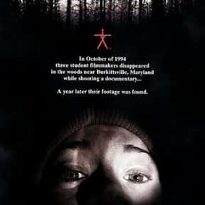 The Blair Witch Project is listed (or ranked) 15 on the list The Most Overrated Movies of All Time