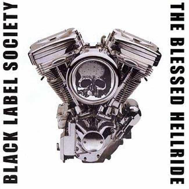 31 Black Label Society Crazy Horse