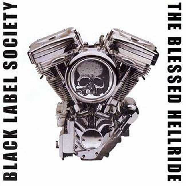 The Blessed Hellride is listed (or ranked) 1 on the list The Best Black Label Society Albums of All Time