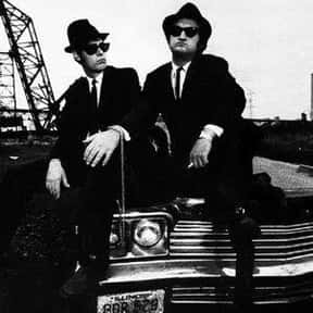The Blues Brothers is listed (or ranked) 4 on the list The Best Bands with Blue in the Name