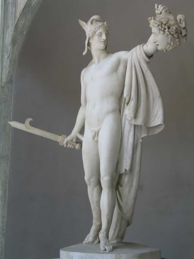 Perseus with the Head of... is listed (or ranked) 4 on the list Famous Perseus Art