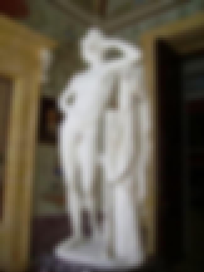 Paris is listed (or ranked) 4 on the list List of Famous Antonio Canova Artwork