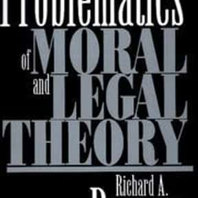 The problematics of moral and  is listed (or ranked) 24 on the list The Best Books About Jurisprudence