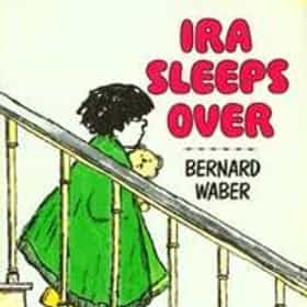 Ira sleeps over.