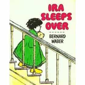 Ira sleeps over.