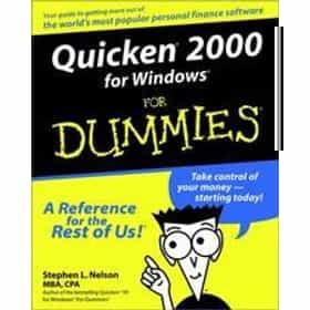 Quicken 2000 for Windows for dummies