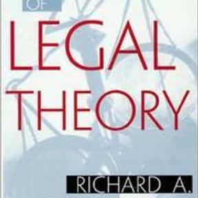 Frontiers of legal theory is listed (or ranked) 3 on the list The Best Books About Jurisprudence