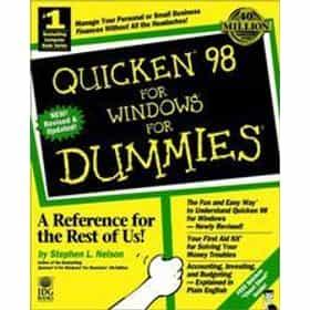 Quicken 98 for Windows for dummies