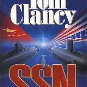 SSN is listed (or ranked) 22 on the list The Best Tom Clancy Books of All Time