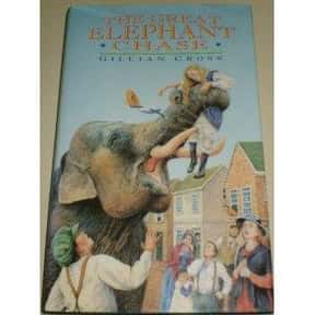 The Great Elephant Chase is listed (or ranked) 16 on the list The Best Books With Elephant in the Title