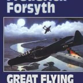 Great Flying Stories is listed (or ranked) 10 on the list The Best Frederick Forsyth Books