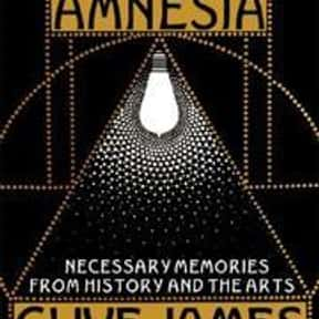 Cultural Amnesia: Notes in the is listed (or ranked) 22 on the list The Best Books With Time in the Title