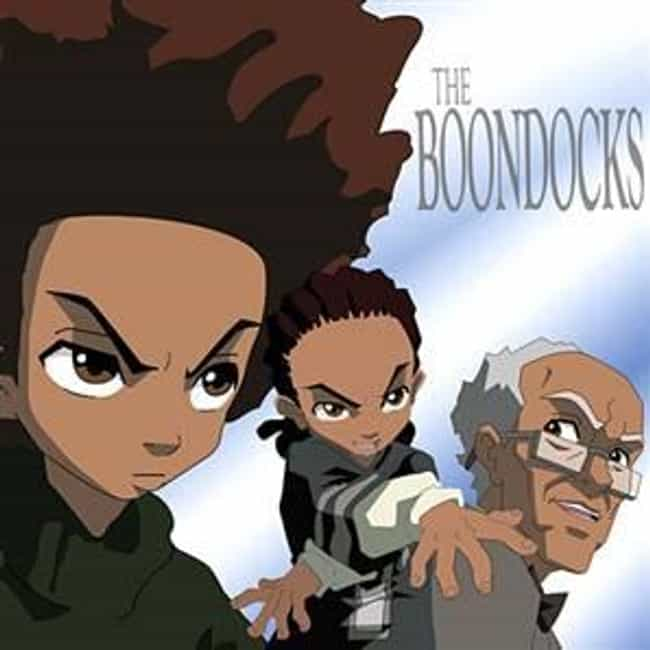 The Boondocks is listed (or ranked) 6 on the list What to Watch If You Love 'Robot Chicken'