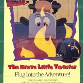The Brave Little Toaster is listed (or ranked) 17 on the list The Best Intelligent Animated Movies of All Time