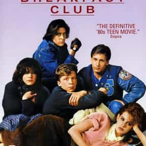 The Breakfast Club is listed (or ranked) 5 on the list Movies with the Best Soundtracks