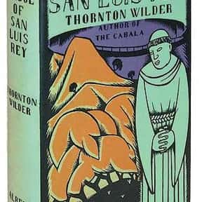 The Bridge of San Luis Rey is listed (or ranked) 16 on the list Time's Best Novels Since 1923