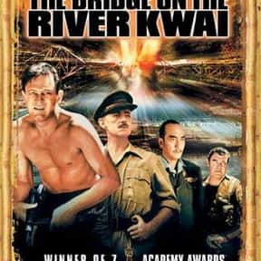 The Bridge on the River Kwai is listed (or ranked) 18 on the list Every Oscar Winning Film Ever