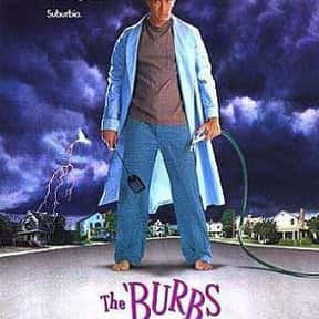 The 'Burbs is listed (or ranked) 24 on the list Movies That Turned 30 in 2019