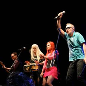 The B-52's is listed (or ranked) 23 on the list The Greatest Chick Rock Bands Ever