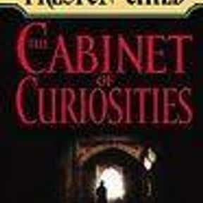 The Cabinet of Curiosities is listed (or ranked) 1 on the list All the Aloysius Pendergast Books, Ranked Best to Worst