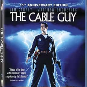 The Cable Guy is listed (or ranked) 21 on the list The Best Movies of 1996
