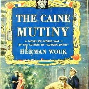 The Caine Mutiny (1952) is listed (or ranked) 8 on the list The Best Pulitzer Prize Winning Novels