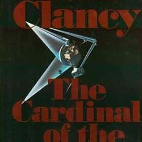 The Cardinal of the Kremlin is listed (or ranked) 8 on the list The Best Tom Clancy Books of All Time