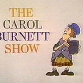 The Carol Burnett Show is listed (or ranked) 24 on the list The Best Golden Globe Winning Comedy Series