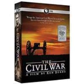 The Civil War is listed (or ranked) 14 on the list The Best Miniseries in TV History