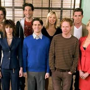 The Class is listed (or ranked) 18 on the list The Best 2000s CBS Comedy Shows