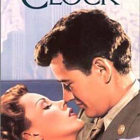 The Clock is listed (or ranked) 10 on the list The Best Romance Movies of the 1940s