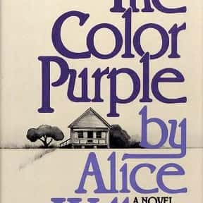 The Color Purple is listed (or ranked) 21 on the list The Greatest American Novels