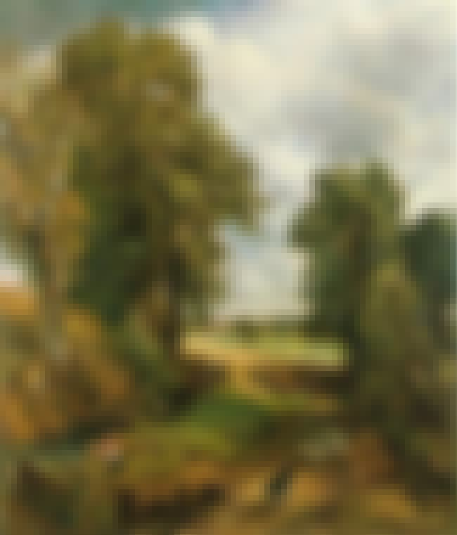 The Cornfield is listed (or ranked) 6 on the list Famous Landscape Arts by John Constable