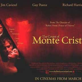 The Count of Monte Cristo is listed (or ranked) 10 on the list The Best Movies of 2002