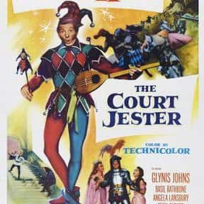 The Court Jester is listed (or ranked) 17 on the list The Best Comedy Movies of the 1950s