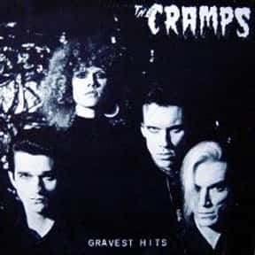 The Cramps is listed (or ranked) 17 on the list The Best Horror Punk Bands